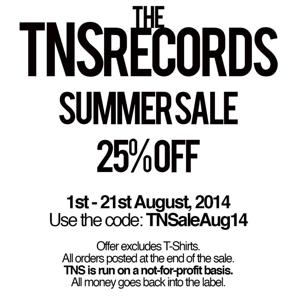 TNS Summer Sale 14 Poster