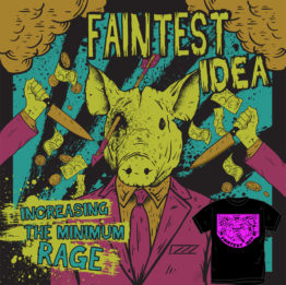 Faintest Idea Front Cover Final