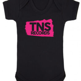 TNSrecords Logo Baby Grow