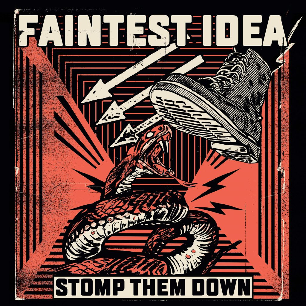 Faintest Idea Stomp Them Down cover image ska-punk