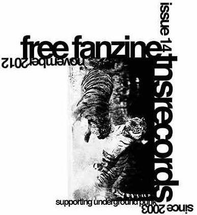 TNSrecords Fanzine Issue 14
