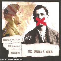 Pumpkin Records UK Punks Vol.1