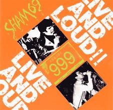 Sham 69 999 - Live And Loud