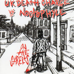 UK Death Charge vs Noctophyle - On The Streets