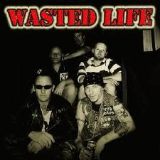 Wasted Life Ratmonkey - Split album
