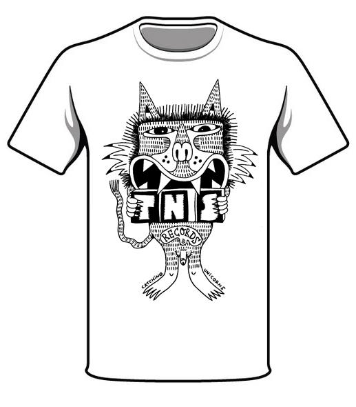 c6c95d29 TNSrecords 'Jaap Volvo' T-Shirt - TNS Records