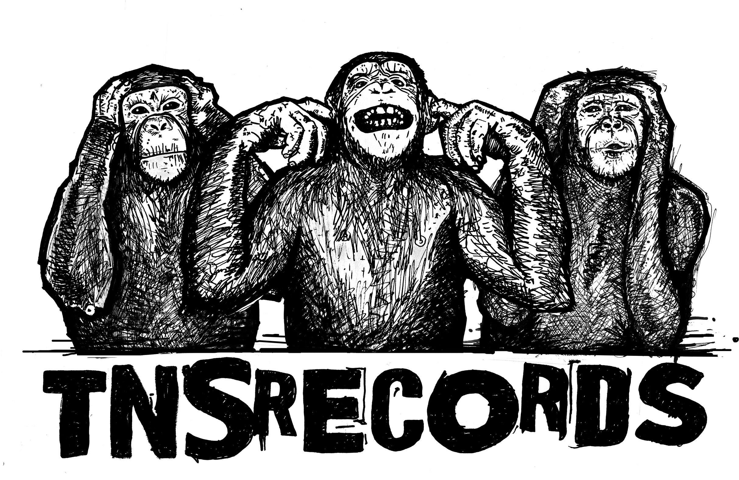 9bd85dfb TNS T-Shirt Subscription - Hear No Evil - TNS Records